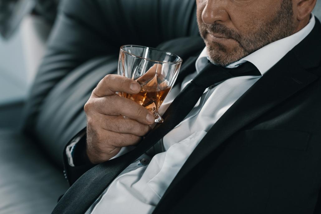 Alkoholentzug